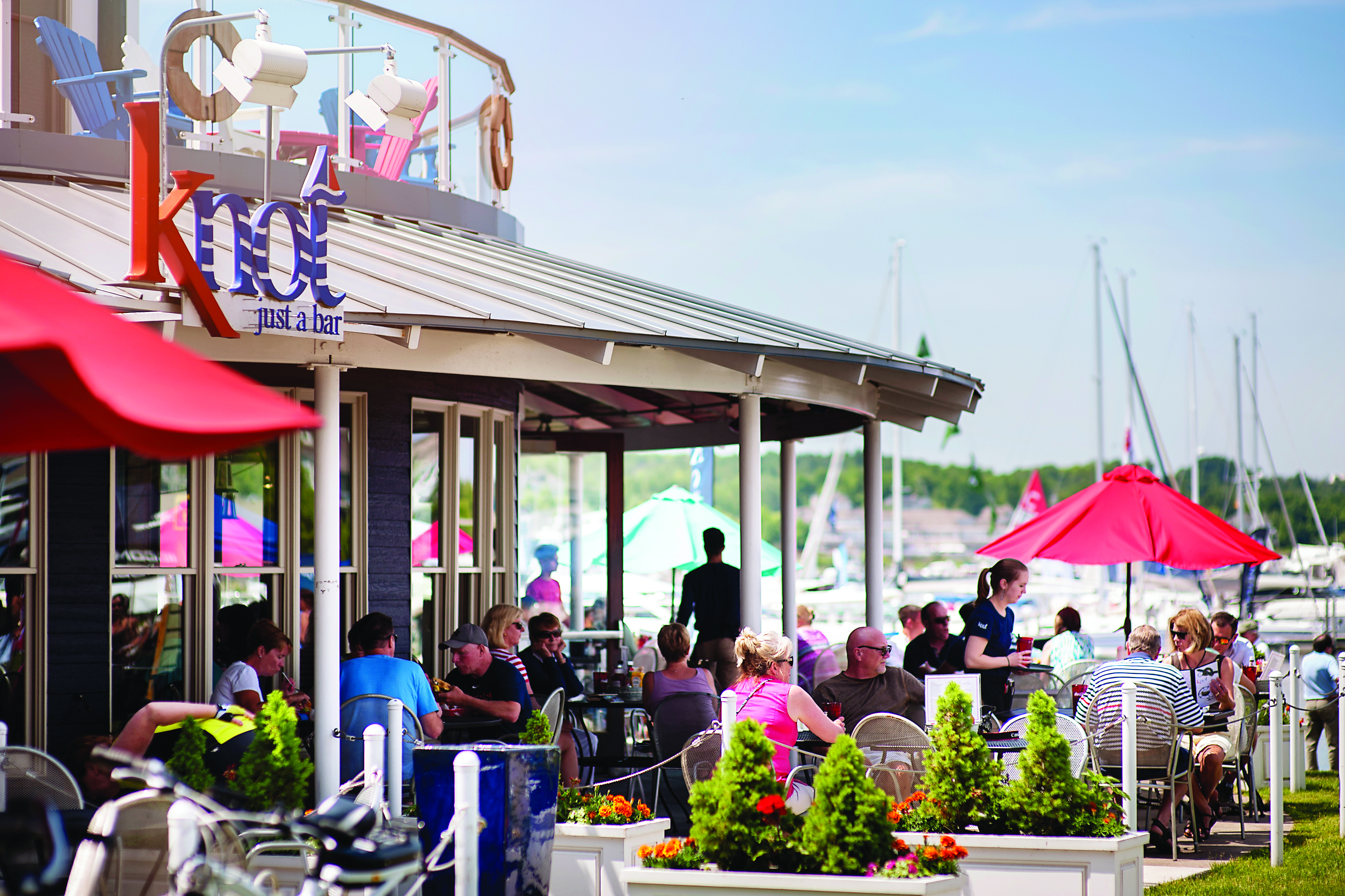 Waterfront Eateries