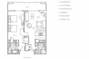 Lodge-Suite-Village-View