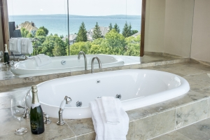 Soaking Tub for Relaxation