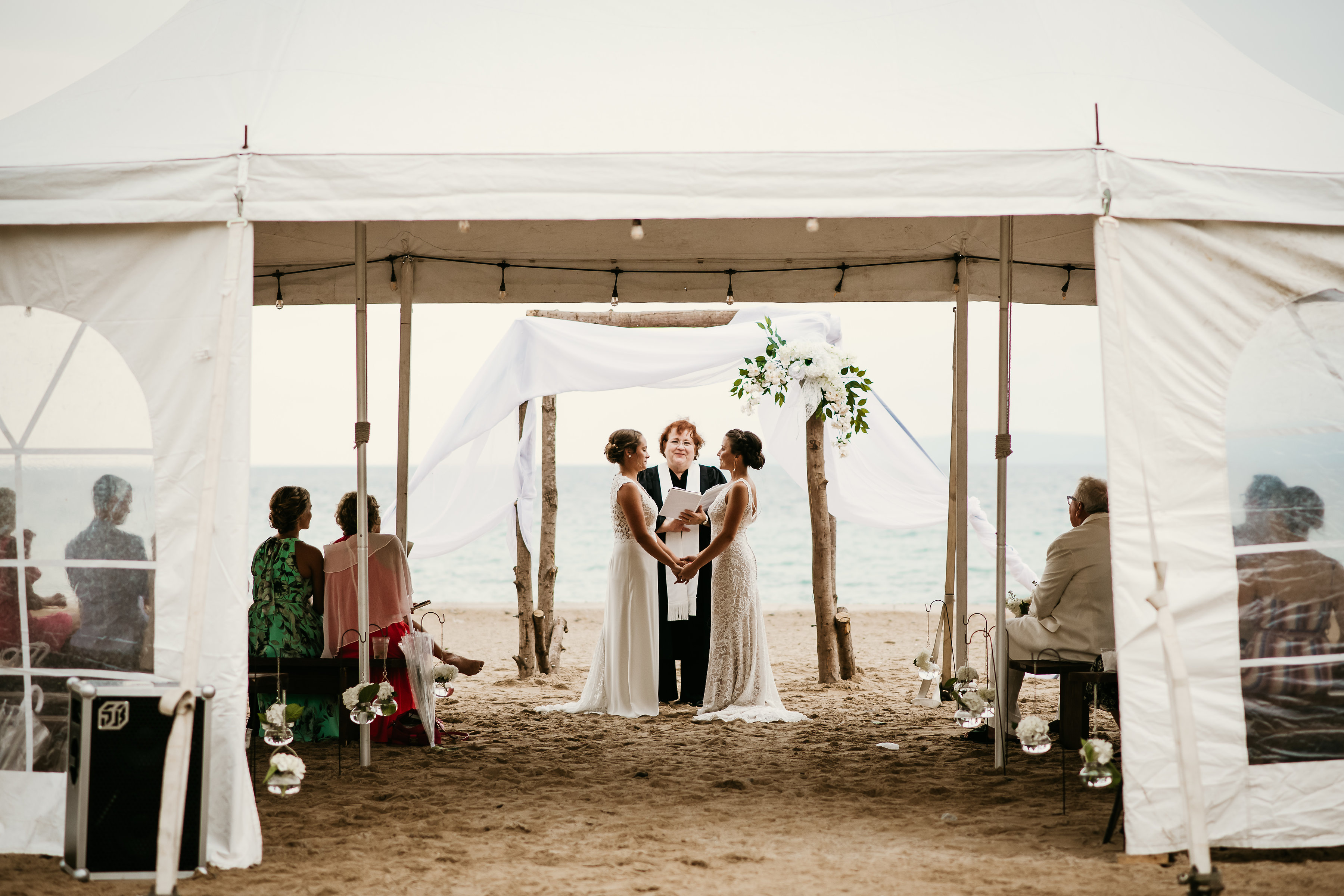 Private Beach Ceremonies