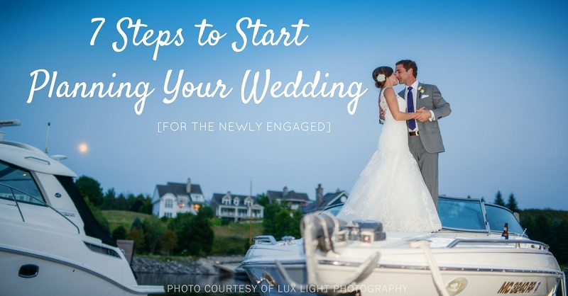 7 Steps To Start Planning Your Wedding Bay Harbor Properties