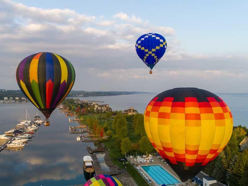 Balloons Over Bay Harbor