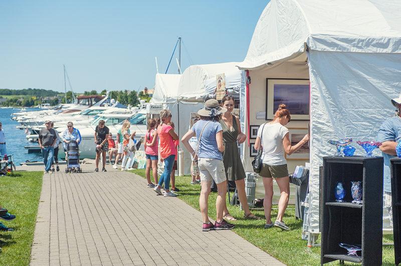 2019 Bay Harbor Arts Festival